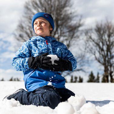 SNOWY DAYS PRINT JACKET KIDS