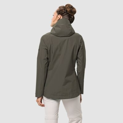 SCENIC TRAIL JACKET W