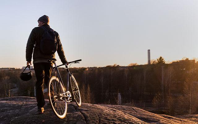 Outdoor Biking