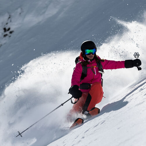 For your next powder action